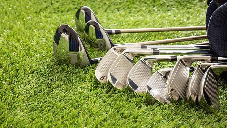 Klubbor för nya golfspelare