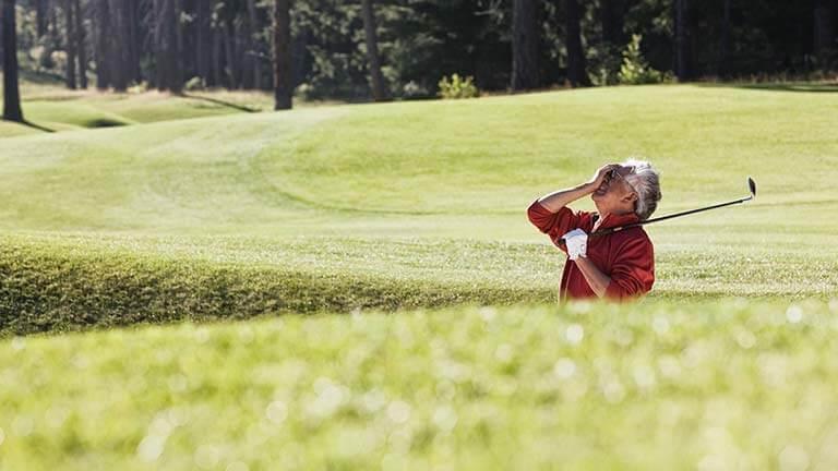 Golf som fitness-träning