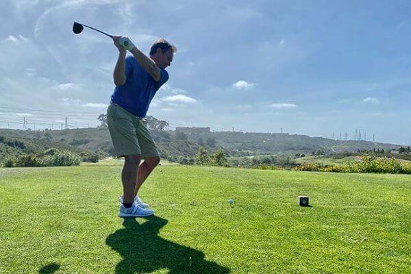 Den Bästa Golf-Swingen nånsin?
