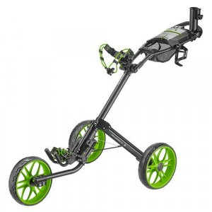 Caddytek 15.3 V2 Golfvagn med 3 Hjul - Lime från Caddytek.