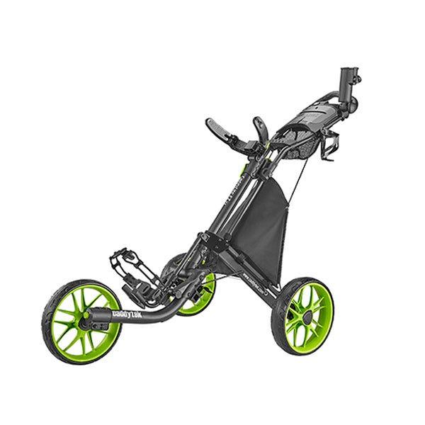 Caddytek EZ TOUR Quickfold Golfvagn med 3 Hjul - Limegrön från Caddytek.
