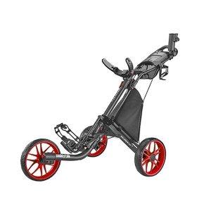 Caddytek EZ TOUR Quickfold Golfvagn med 3 Hjul - Röd från Caddytek.