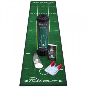 PuttOUT Putting Golf Complete Package - Green från PuttOut.