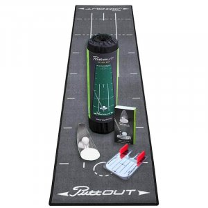 PuttOUT Putting Golf Complete Package - Grey från PuttOut.