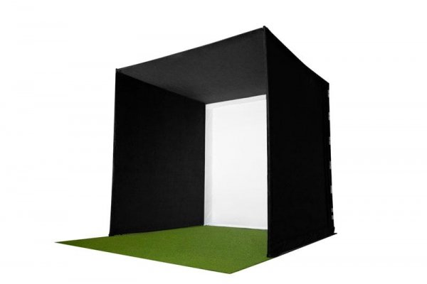 SimBox Golf Simulator Enclosure från Golf Bays.