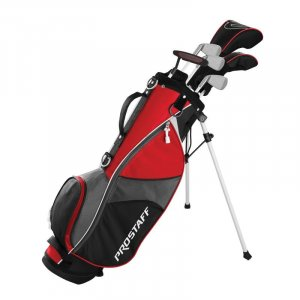 Wilson ProStaff JGI Junior Golfset för 11-14 År - Höger från Wilson.